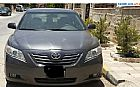 details of used TOYOTA Camry 2009 for sale Amman Jordan