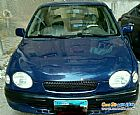 details of used TOYOTA Corolla 1999 for sale Cairo Egypt