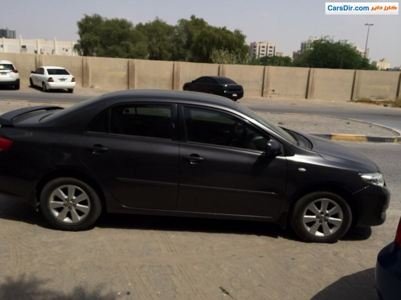 used 2010 toyota corolla for sale in united arab emirates sharjah. Black Bedroom Furniture Sets. Home Design Ideas