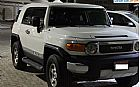 details of used TOYOTA FJ Cruiser 2010 for sale Abu Dhabi United Arab Emirates