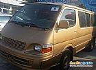 details of used TOYOTA Hiace 2001 for sale Dubai United Arab Emirates