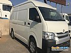 details of used TOYOTA Hiace 2014 for sale Dubai United Arab Emirates