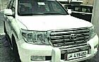 details of used TOYOTA Land Cruiser 2010 for sale Ar Rayyan Qatar