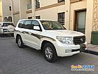 details of used TOYOTA Land Cruiser 2010 for sale Ad Dawhah Qatar