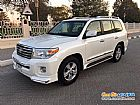 details of used TOYOTA Land Cruiser 2013 for sale Sharjah United Arab Emirates