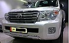 details of used TOYOTA Land Cruiser 2015 for sale Ad Dawhah Qatar
