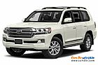 2016 TOYOTA Land Cruiser - Egypt - Cairo