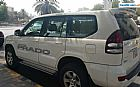 details of used TOYOTA Prado 2009 for sale Hawalli Kuwait