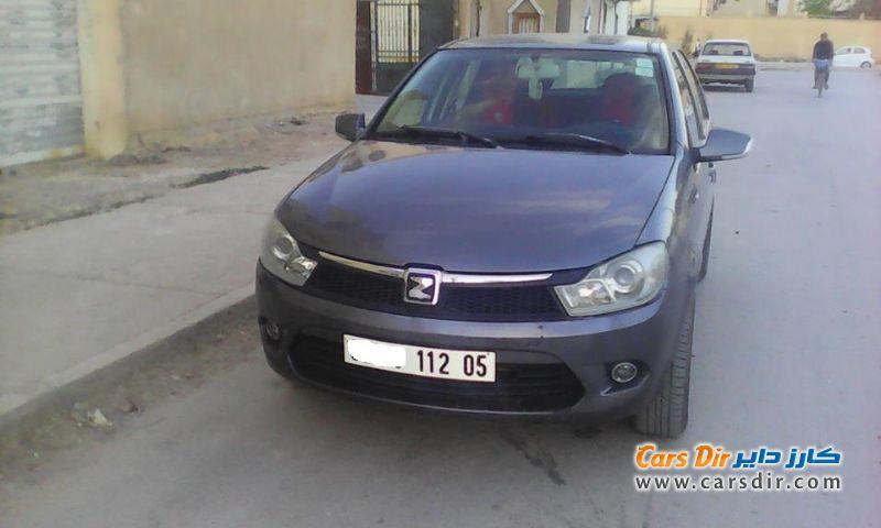 سيارة زوتي T200 موديل 2012 للبيع في الجزائر باتنة كارز داير