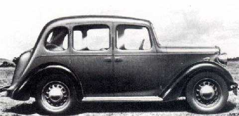 std 1937 austin cambridge ten