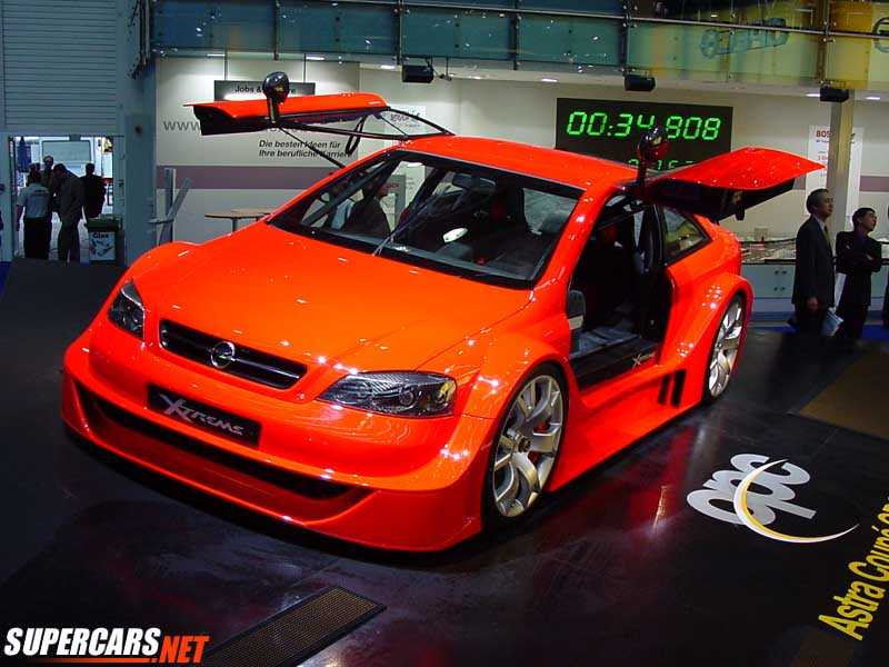 13 2001 opel astra opc extreme 1