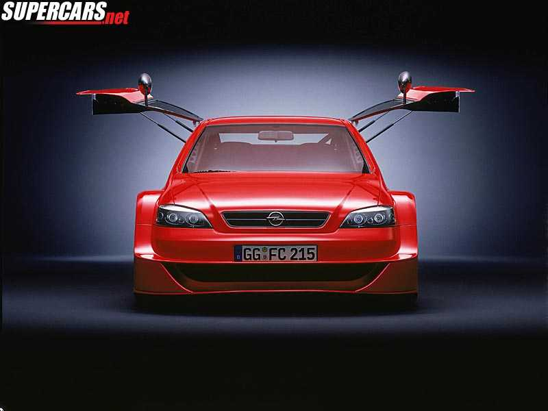 2001 opel astra xtreme 1