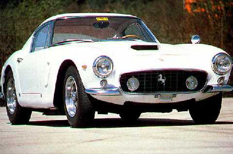 std 60 ferrari 250 gt berlinetta