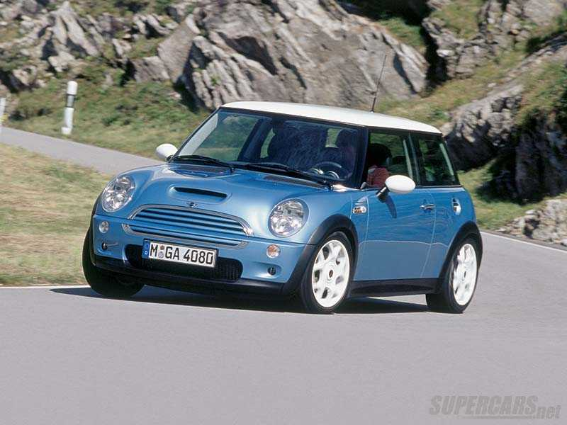2002 mini copper s 1