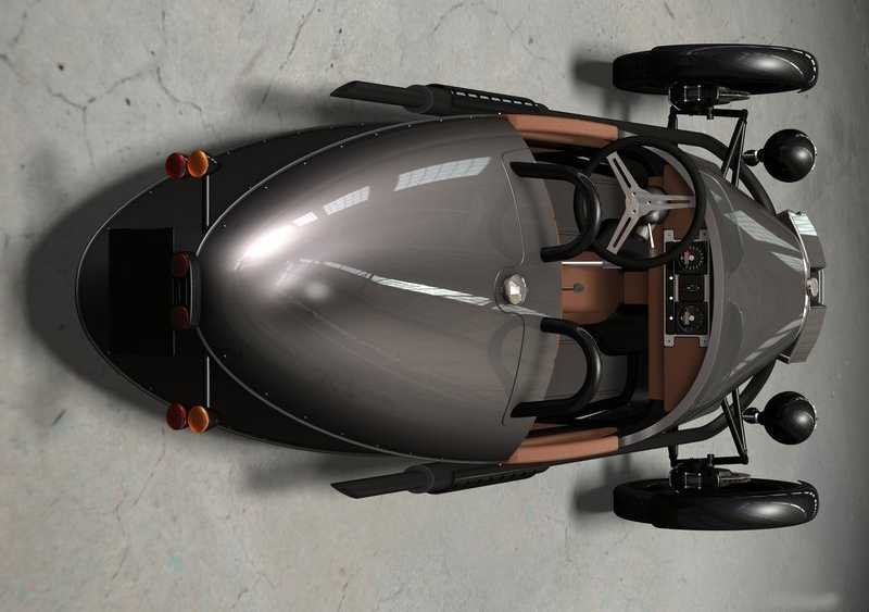 Morgan-3-Wheeler back