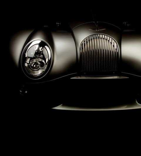 Morgan-Aero-SuperSports inter face