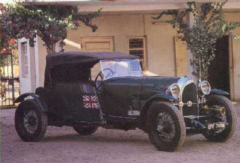 std 1923 bentley 3 litre