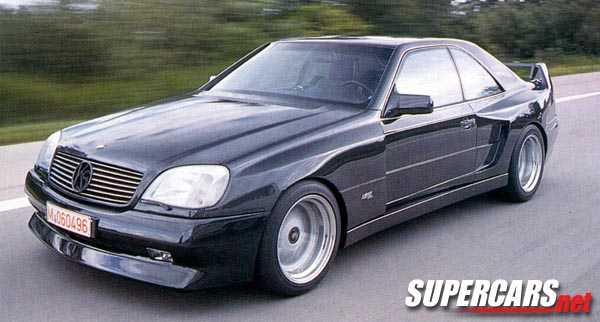 2000 mercedes benz koenig c600 2 page 83 for Mercedes benz c 600