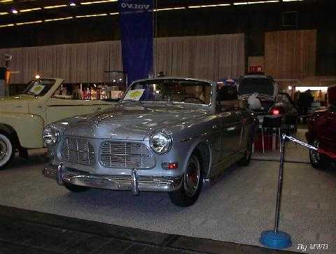 std 1963 volvo amazon convertible 1