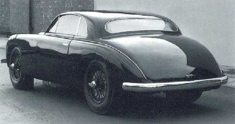 std 1956 jaguar 3 5 litre 2 door prototype rv