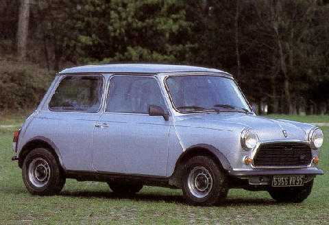 std 85 austin mini mayfair