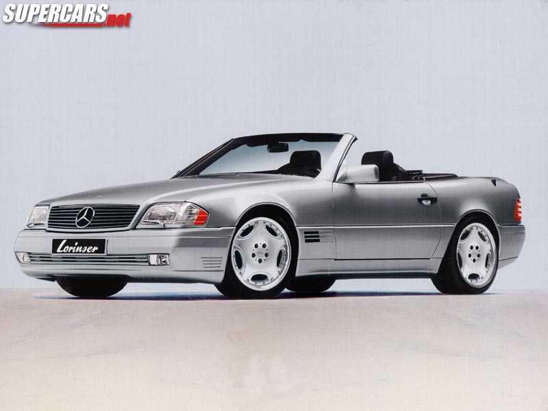 2000 mercedes benz lorinser sl500 1 for 2000 mercedes benz sl500