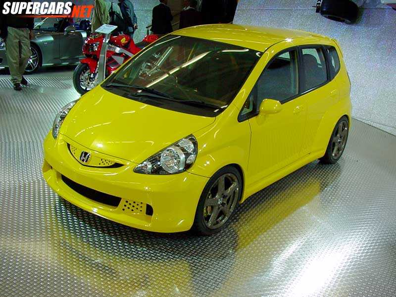 27 2001 honda jazz custom 1