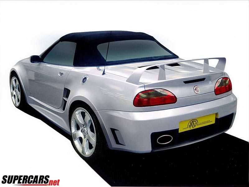 2001 mgf extreme 1