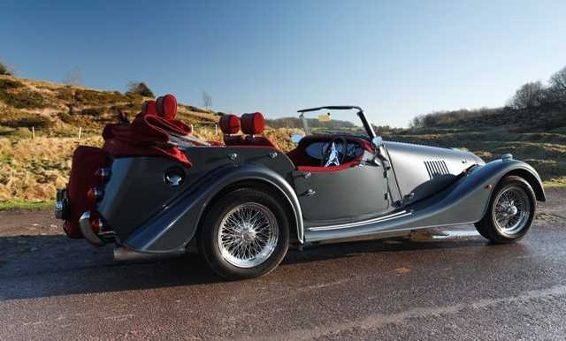 Morgan-4-SEATER from Side