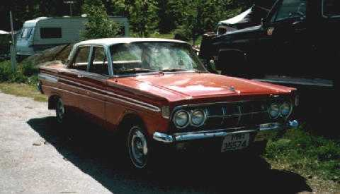 std 64 mercury comet