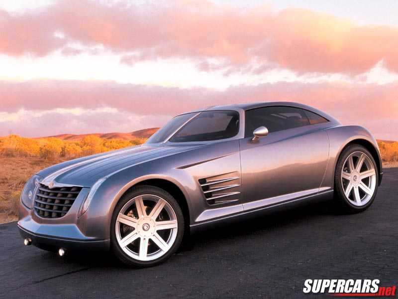 2001 chrysler crossfire 4