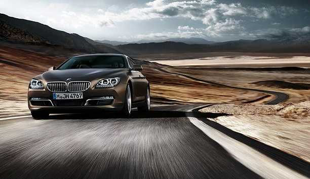 BMW 6 Series Gran Coupe test on the way