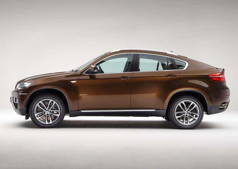 BMW X6 from side