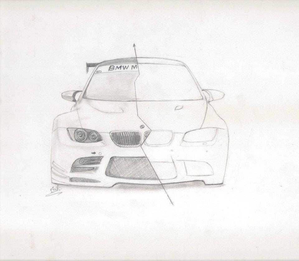 bmw m3 tow face