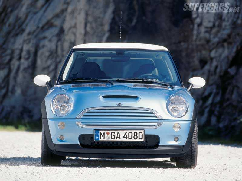 2002 mini copper s 3