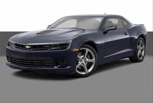 Chevrolet Camaro SS model 2014