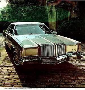 std 1975 Imperial Crown Coupe fV mx
