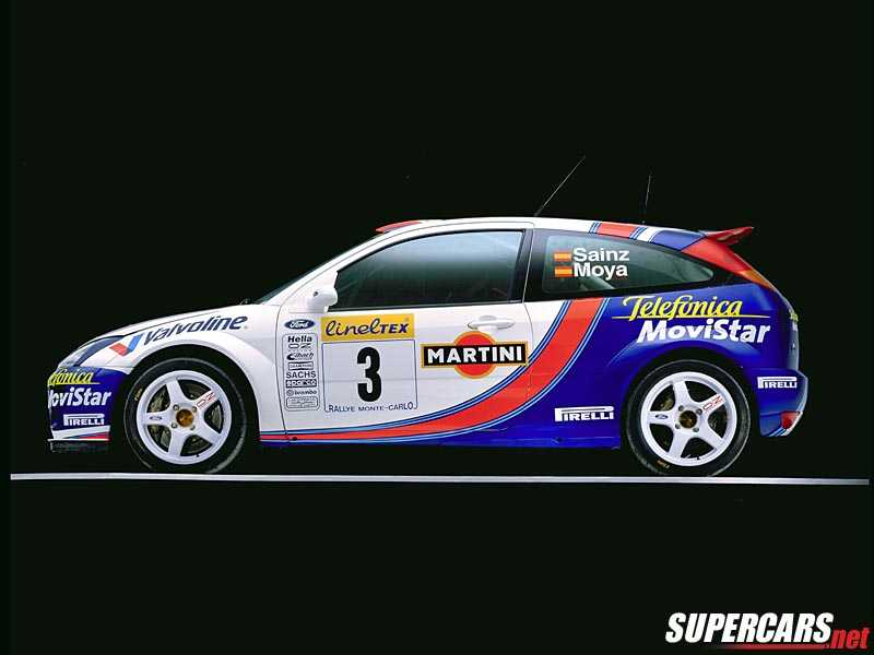 2001 ford focus rs wrc 3
