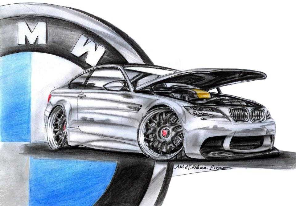 bmw m3 in logo