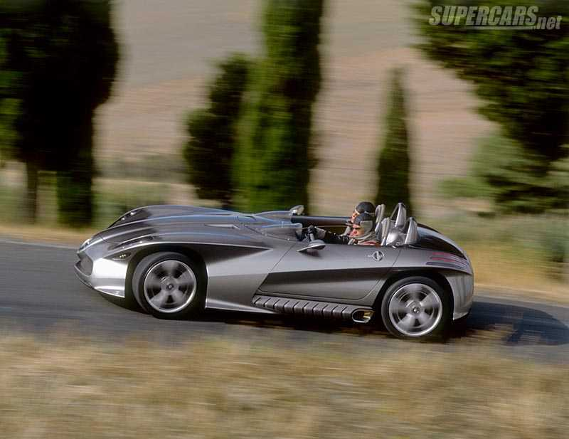 2001 mercedes benz f400 carving 2