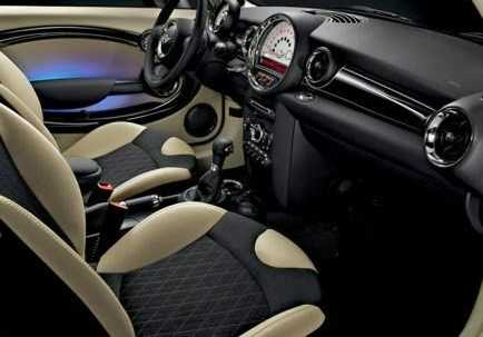 diver salon in MINI Clubman