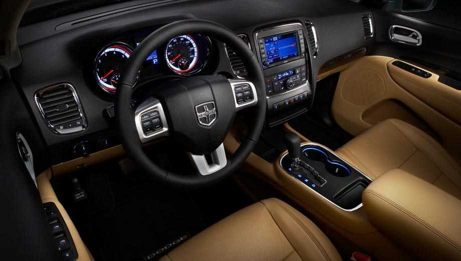 driver salon in Dodge Durango