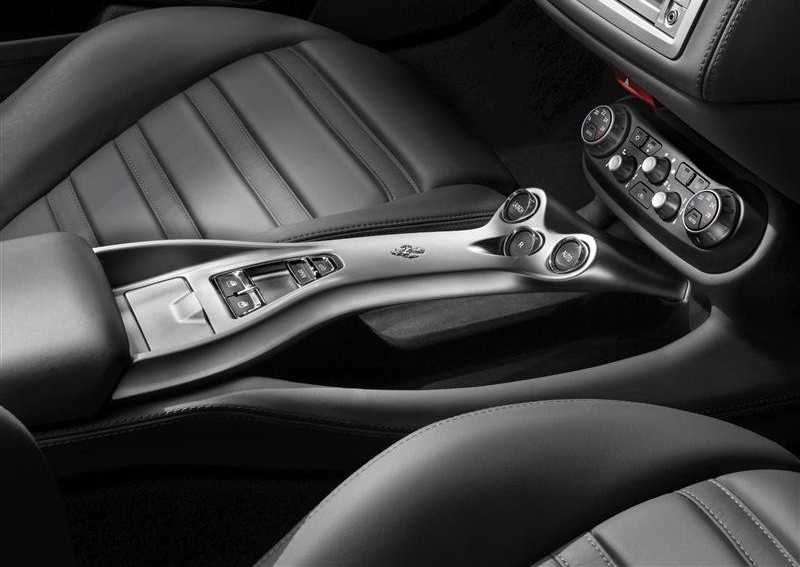 driver salon in Ferrari California