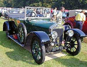 std wolseley 15 hp open tourer 1922
