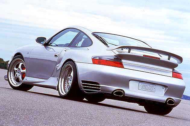 2001 porsche techart 911 turbo 2