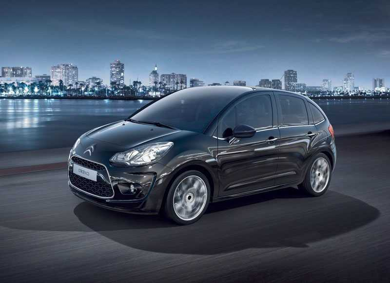 Citroen c3 from front