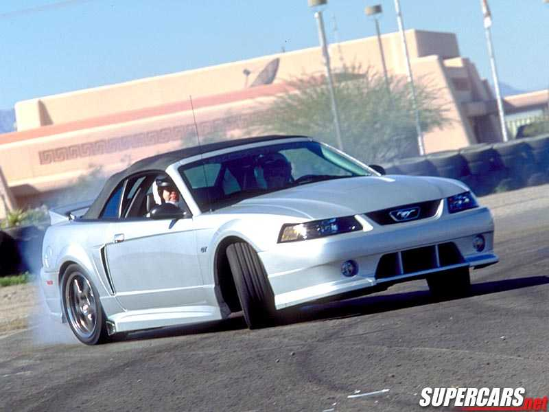 2001 ford roush mustang stage 3 5