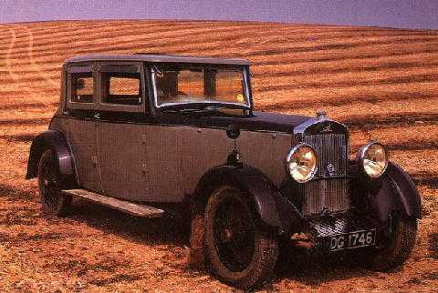 std 30 lanchester 4 4 litre 8cyl