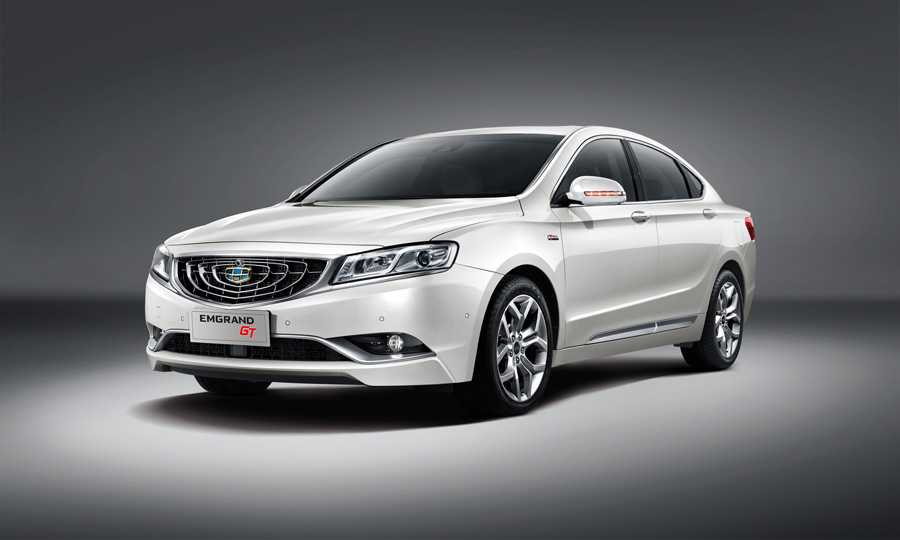 GEELY Emgrand gt موديل 2016