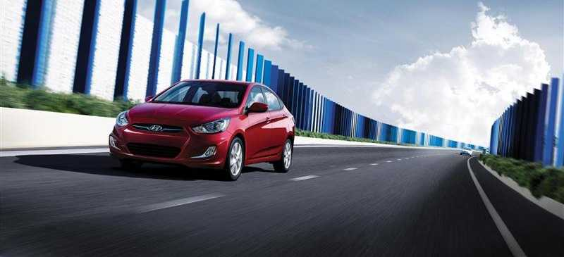 Hyundai Accent on the way